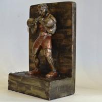 """Statuette """"Kettlebell lifter"""""""
