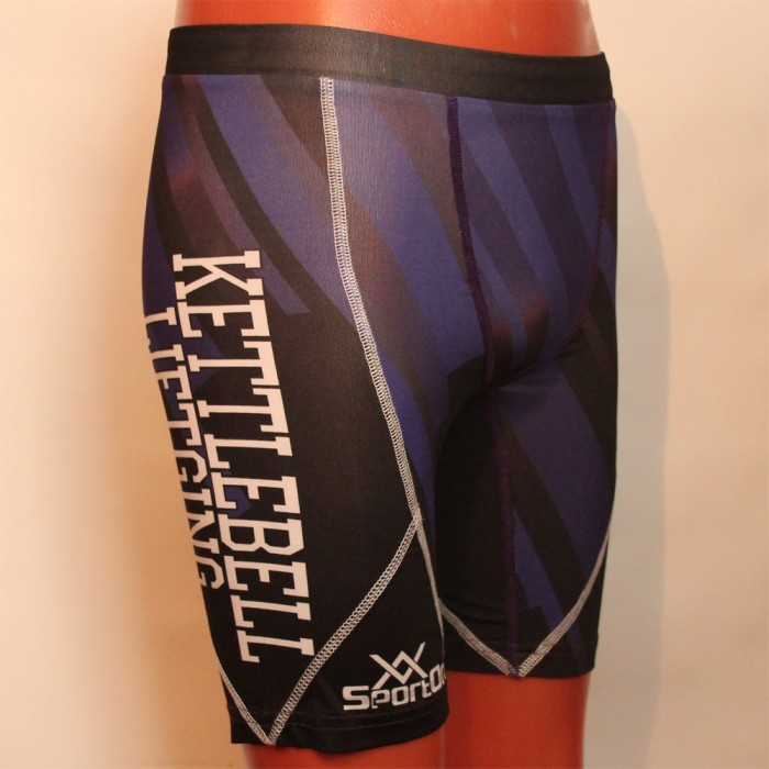 "Cycling shorts ""KETTLEBELL LIFTING"""