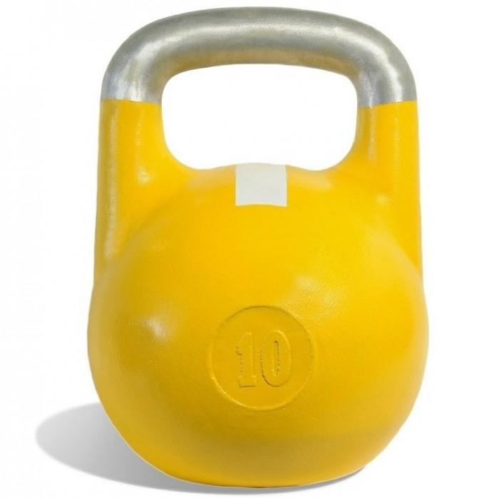 10 kg. professionall kettlebell