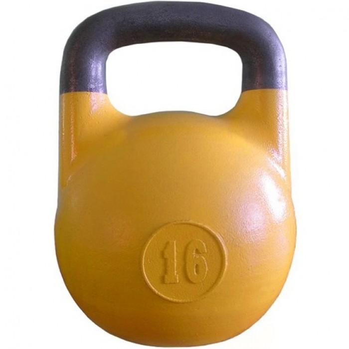 16 kg. professionall kettlebell
