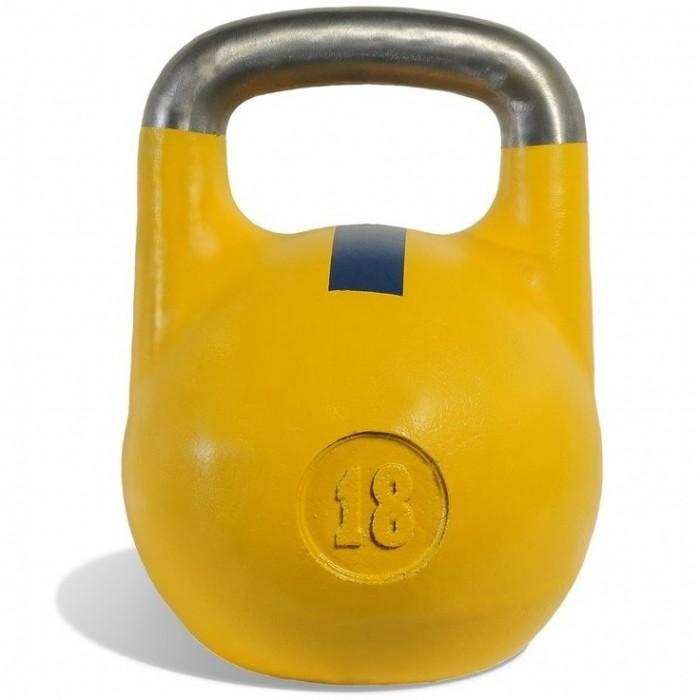 18 kg. professionall kettlebell