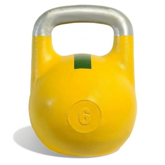 6 kg. professionall kettlebell