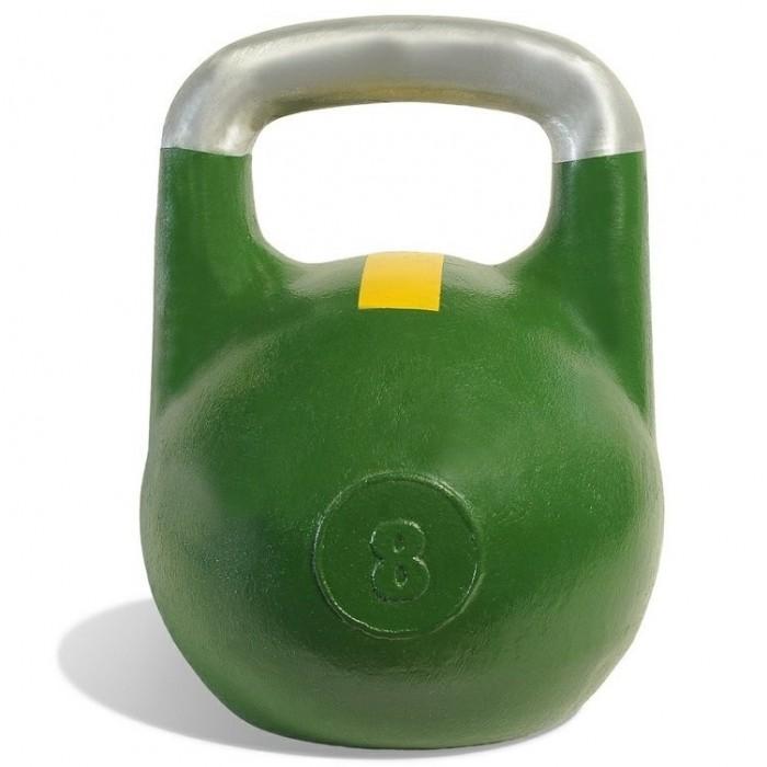 8 kg. professionall kettlebell