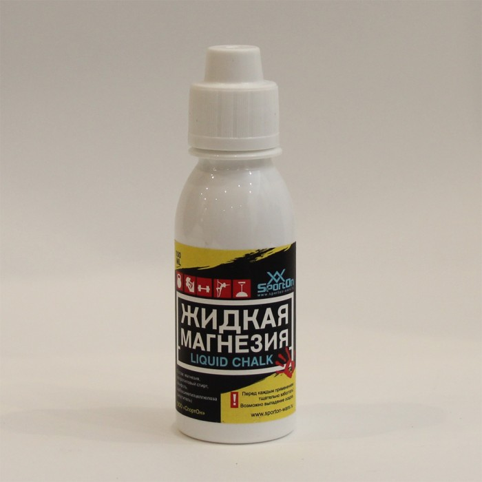 Liquid chalk 100 ml.