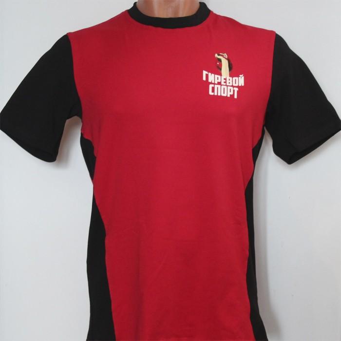 T-shirt RED&BLACK