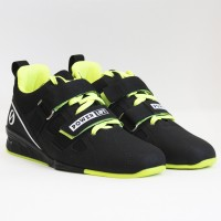 Weightlifting shoes SABO Powerlift. LIME